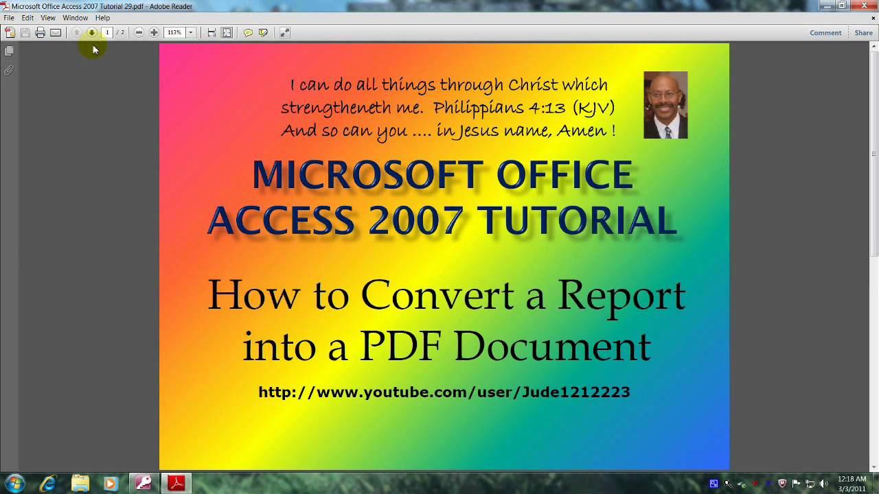 Learn Ms Office 2007 Pdf