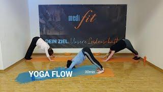 Yoga Flow - 30min - medifit Wolfhagen
