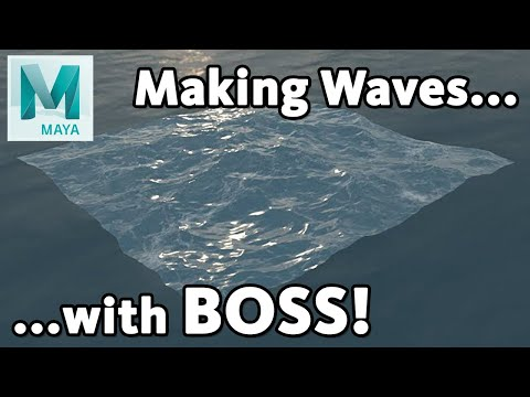 Creating an ocean - Part 1 of 4: Getting Started with BOSS