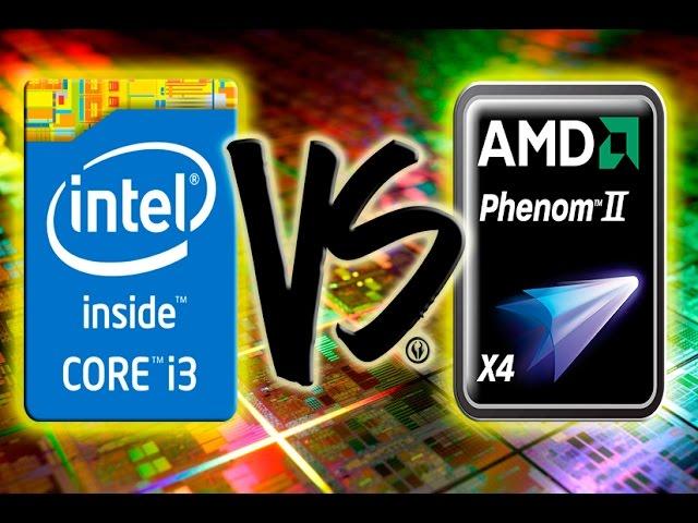 I3 4150 Vs Phenom Ii X4 955 Oc Youtube