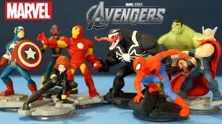 Игрушки Марвел Мстители СуперГерои. Disney Infinity Action Figures. Marvel Avengers Toys