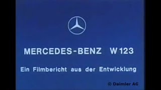 VID7334 01 copyright DaimlerAG - DB Video 24 - Entwicklung W123