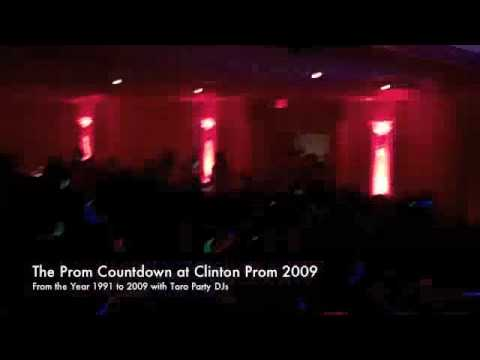 DeWitt Clinton H.S. Prom 2009 - Toro Party DJs - Bronx Prom DJ High School