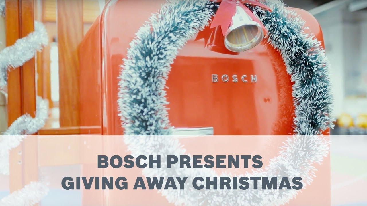 Christmas Giveaways For Kids.Christmas Giveaways For Kids Bosch Christmas Special