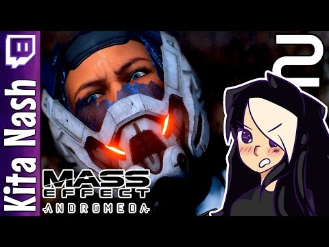 Mass Effect Andromeda Gameplay: THE PATHFINDER |PART 2| Biotic Female Ryder Early Access Let's Play