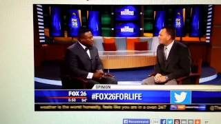 Quanell X and Matt Patrick Face Off Re 9 11 & Black Wall Street Bombing