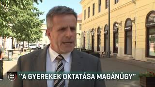Debrecen polgármestere szerint gyerekeinek oktatása magánügy 19-09-18