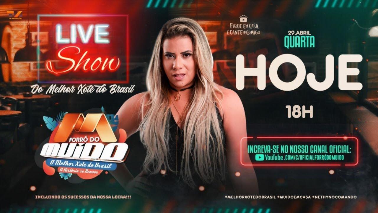 Live Show - Forró do Muído