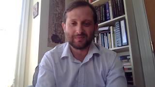"""VU TSPMI dėstytojo doc. dr. Deivido Šlekio komentaras apie filmą """"Žydras"""""""