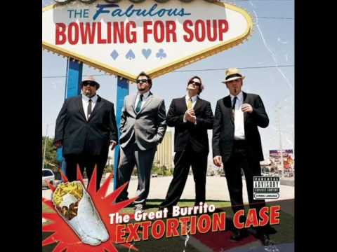 Bowling For Soup - High School Never Ends with lyrics (No Video)