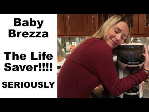 Baby Brezza - Formula Pro (Feeding bottle preparer)