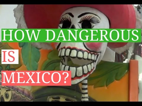 Mexico is the Second Deadliest Conflict Zone // Life in Puerto Vallarta Vlog
