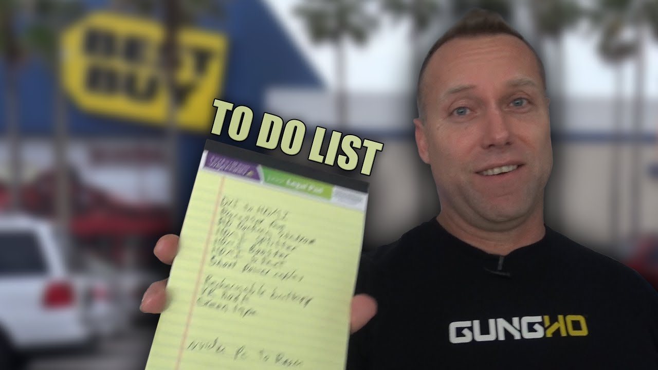 Swifty's To Do List & Errand Run (Apple Watch Giveaway!)