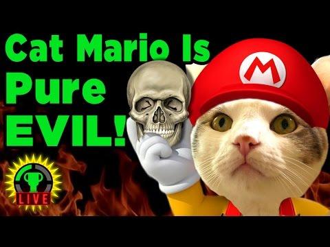 Cat Mario: CatPat's REVENGE!