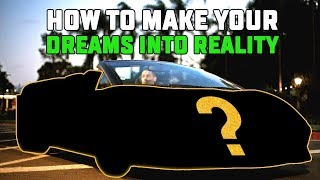 How to Make Your Dreams into Reality | Lamborghini REVEAL!? 😍