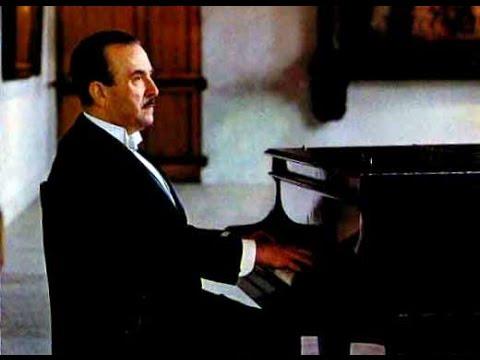 Claudio Arrau plays Ravel's Gaspard de la Nuit