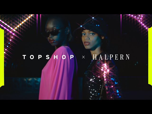 Halpern and Topshop s Collaboration Has Arrived 72b99b20f