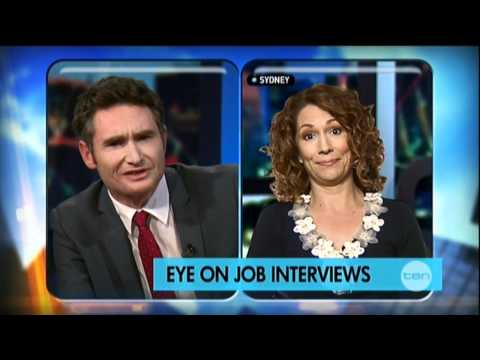 Kitty Flanagan on job interviews - The Project
