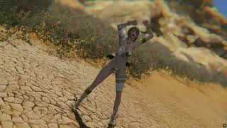 Skyrim MMD R18 Sexy dance 神のまにまに