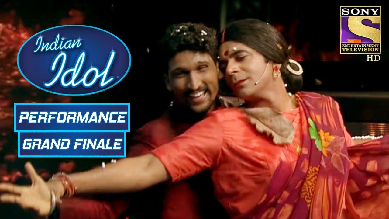 Download रिंकू ने सिखाया Khuda Baksh को Romance   Indian Idol   Grand Finale