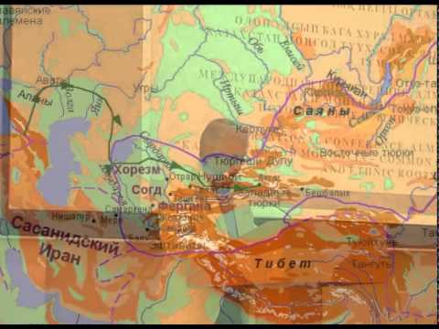 Kazakhstan and Mongolia – common historic, cultural and ethn