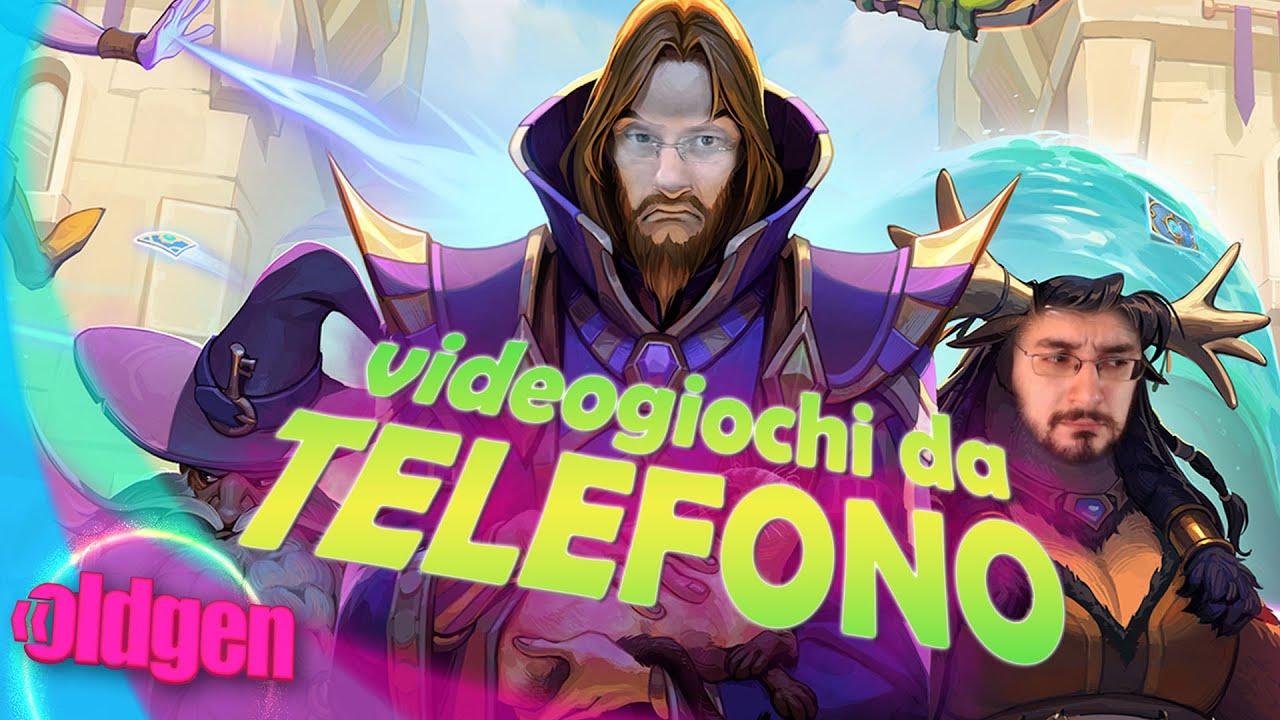 Videogiochi da Telefono
