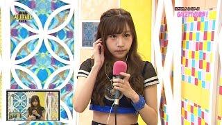 話題の美少女アイドルがキワどい生歌で名曲熱唱!G...