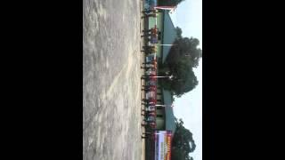 Pelantikan Secaba PK 23 TNI AD Rindam XII Tanjung Pura Pontianak