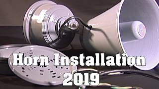 Horn Installation Tutorial 2019