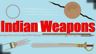 Sick Indian Weapons | Animated History of India