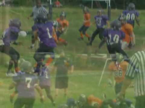 Bobcats vs Colts 2012 Sept 15th ~ BHJFL