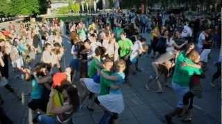 Baixar World's greatest Forró Flashmob - Forró de Domingo Festival