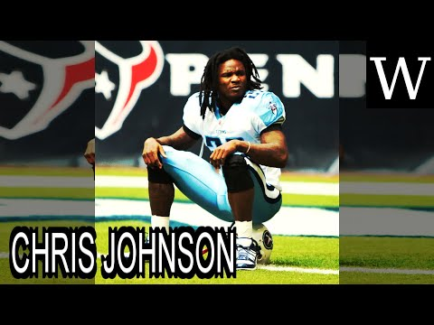 CHRIS JOHNSON (running back) - WikiVidi Documentary