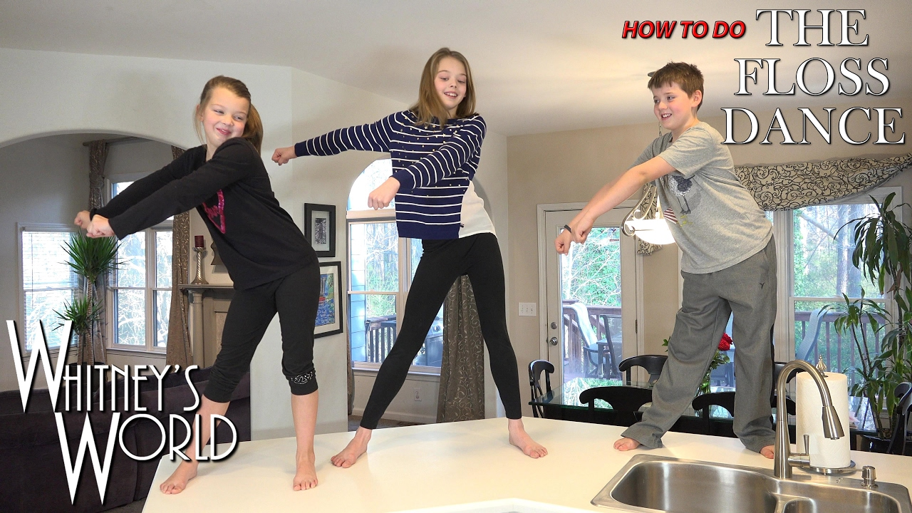 How to Do the Floss Dance