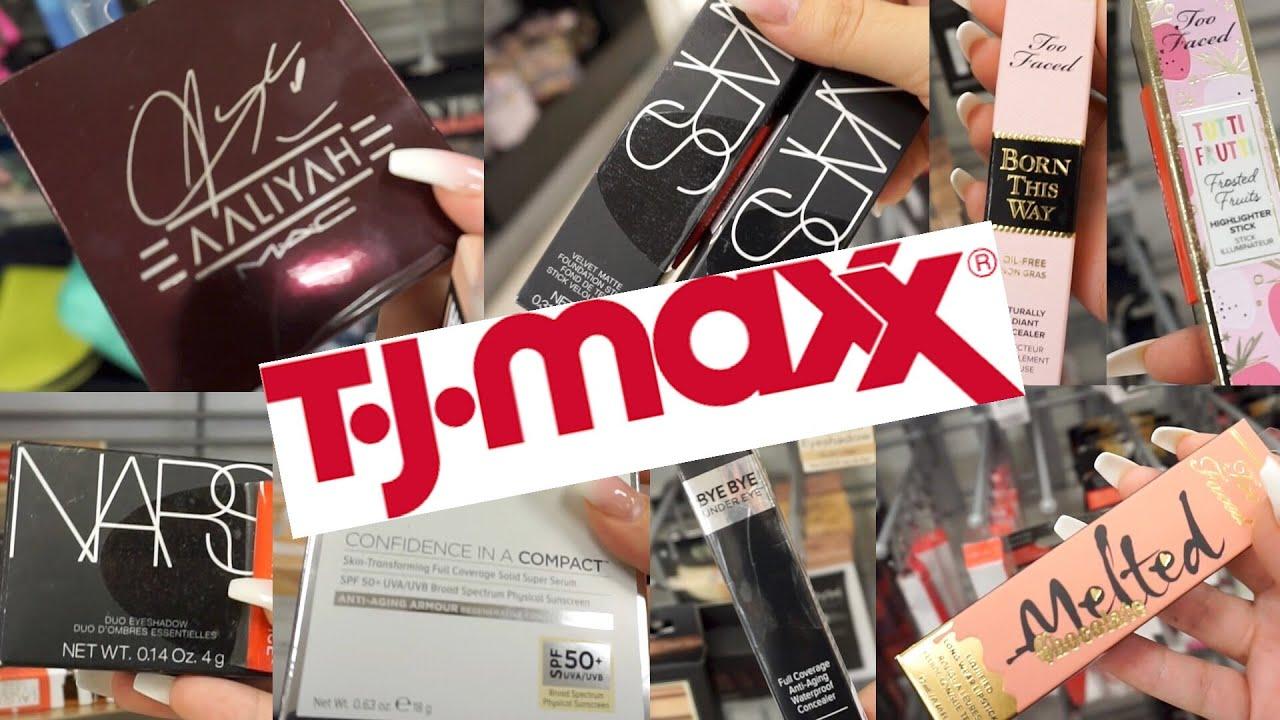 NEW MAKEUP AT TJ MAXX - MAC LIPSTICK JACKPOT WITH 20