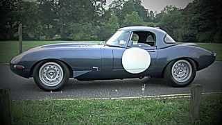1963 Jaguar E-type Semi Lightweight