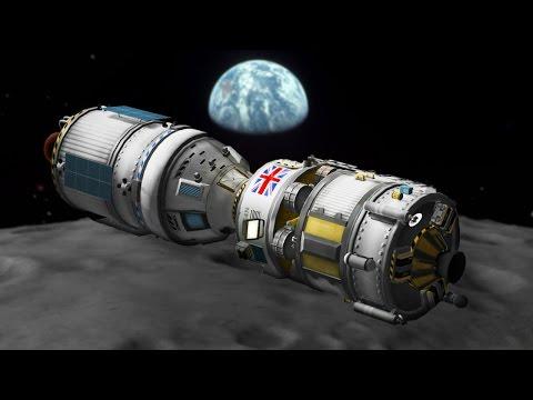 KSP: Apollo Recreation! (Reddit Challenge)