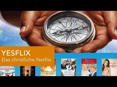 YESFLIX - Das christliche Netflix