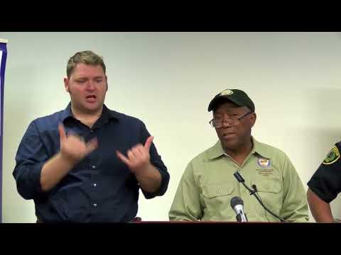 Mayor Press Conference Harvey Curfew 8 29 17