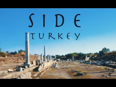 Side, Turkey  (4K Sony a6300)