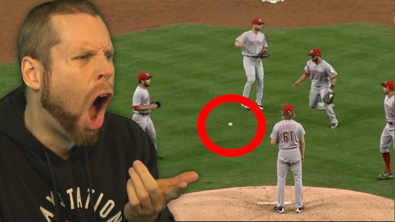 WTF? 0 IQ MLB moments