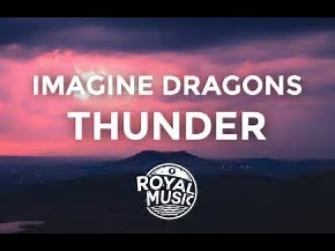 Sound Id For Thunder On Roblox Thunder Imagine Dragons Roblox Id Code Youtube