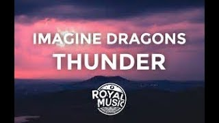 Código de identificación de Thunder-Imagine Dragons-ROBLOX