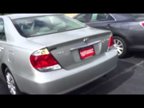 2006 Toyota Camry Le Review