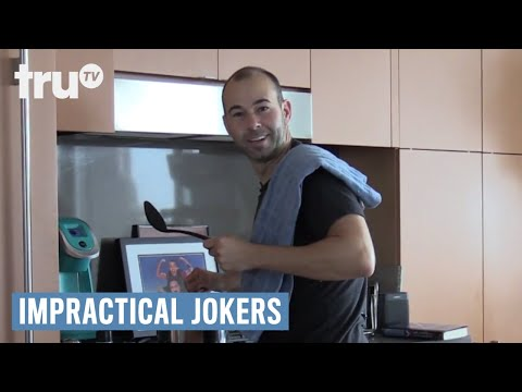 """Impractical Jokers - """"Flatfoot the Pirate"""" Ep. 619 (Web Chat) 