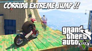 GTA 5 Online (PC) - Corrida Extreme Jump: Olha a pegadinha