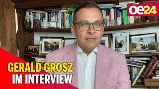 Kurz Beschuldigter: Gerald Grosz zu Oppositions-Anzeige