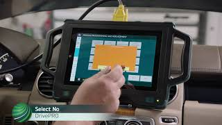Land Rover LR4 Suspension Control Module Programming - Using DrivePRO from Autologic