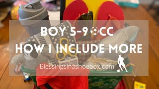 Boy 5-9 Soccer Ball/Backpack/W…
