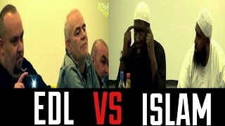 BRITAIN FIRST/EDL VS MUSLIMS!!!!!!!!!!!!!!!!